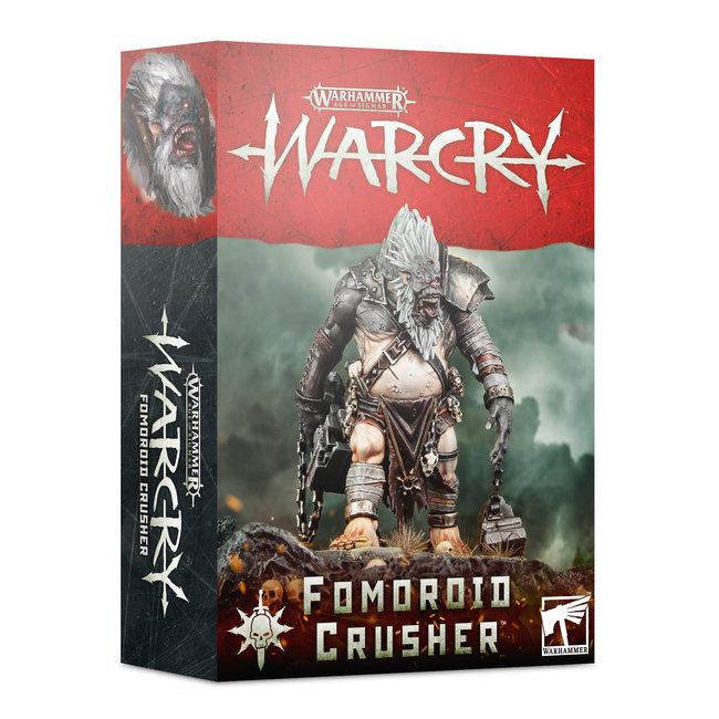 AoS Warcry Fomoroid Crusher