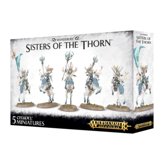 Warhammer Age of Sigmar AoS Cities of Sigmar Sisters of the Thorn