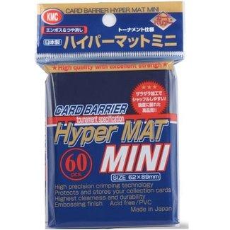 KMC Blue Hyper Mat Mini 60 ct - KMC
