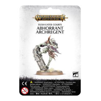 Warhammer Age of Sigmar AoS Flesh-Eater Courts Abhorrant Archregent