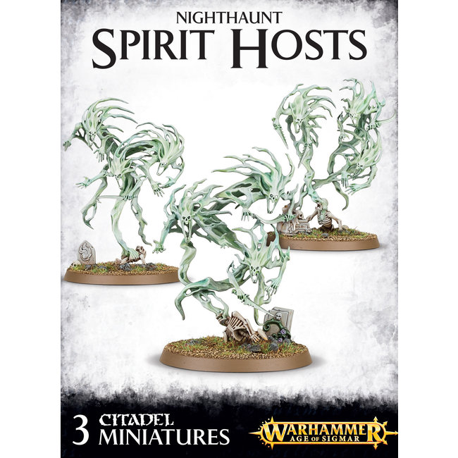 AoS Nighthaunt Spirit Hosts