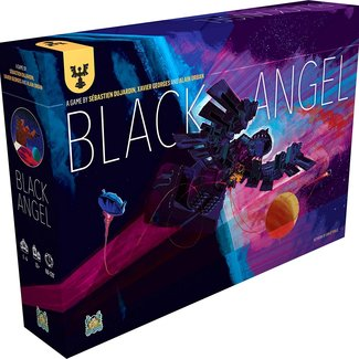 Pearl Games Black Angel