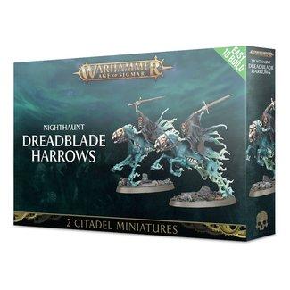 Warhammer Age of Sigmar AoS Nighthaunt EtB Dreadblade Harrows