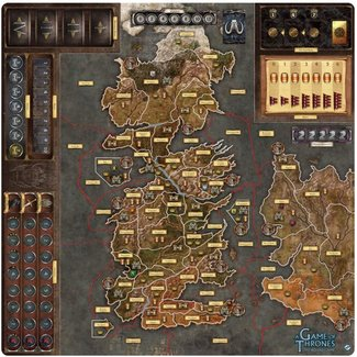 Fantasy Flight Games AGOT: Mother of Dragons Deluxe Gamemat