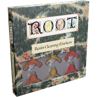 Leder Games Root Resin Clearing Markers