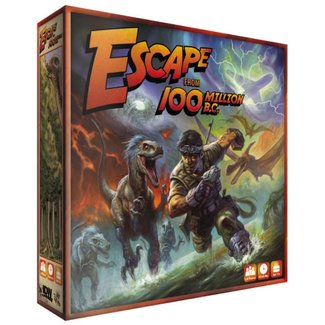IDW Games Escape From 100 Million BC