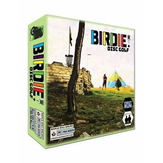 Boda Brothers Birdie! Disc Golf Board Game