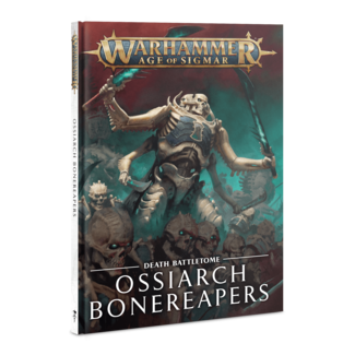 Warhammer Age of Sigmar AoS Ossiarch Bonereapers Battletome