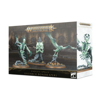 Warhammer Age of Sigmar AoS Ossiarch Bonereapers Endless Spells