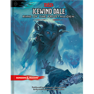 *PRE-ORDER* D&D Adventure Icewind Dale: Rime of the Frostmaiden