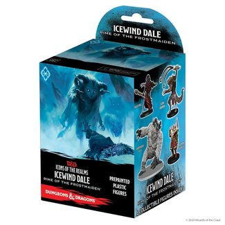D&D Icons of the Realms Icewind Dale Rime of the Frostmaiden Booster Single Booster