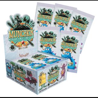 Steve Jackson Games Munchkin CCG Booster Box