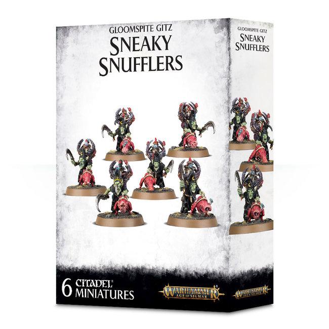 AoS Gloomspite Gitz Sneaky Snufflers