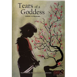 Graphic Novel Adventures Tears of a Goddess