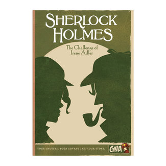 Graphic Novel Adventures Sherlock and Irene