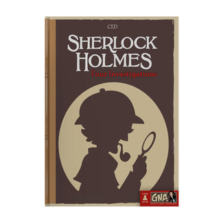 Graphic Novel Adventures Sherlock Holmes: 4 Investigations