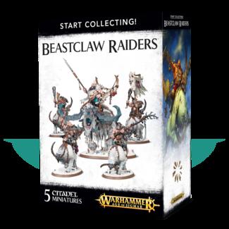Warhammer Age of Sigmar AoS Start Collecting! Beastclaw Raiders