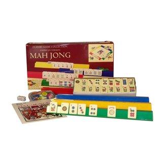 Worldwise Imports Travel Mahjong American Version