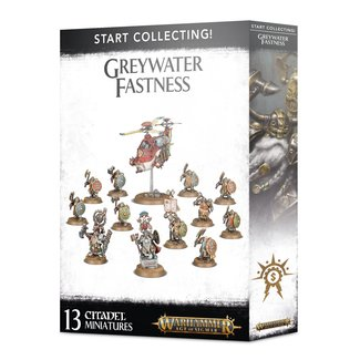 Warhammer Age of Sigmar AoS Start Collecting! Greywater Fastness