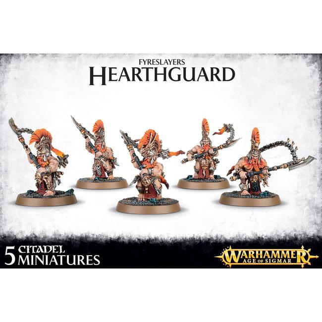AoS Fyreslayers Hearthguard