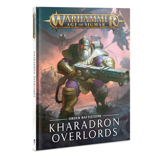 Warhammer Age of Sigmar AoS Kharadron Overlords Battletome