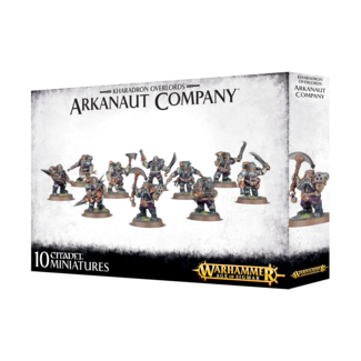 Warhammer Age of Sigmar AoS Kharadron Overlords Arkanaut Company