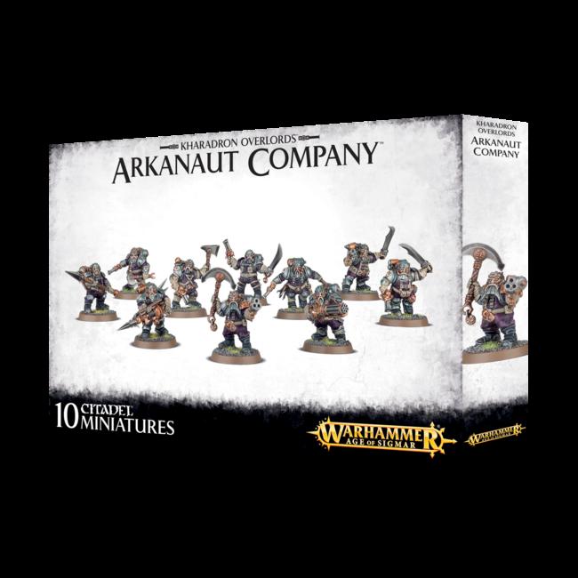 AoS Kharadron Overlords Arkanaut Company