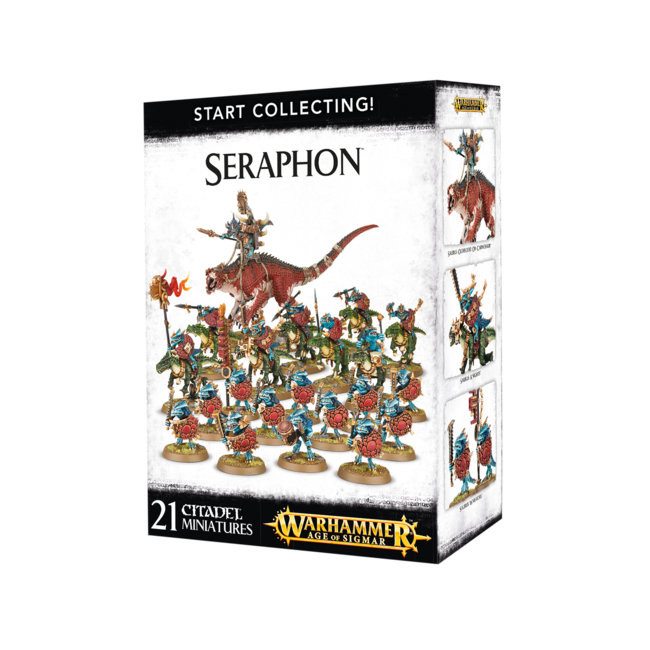 AoS Start Collecting! Seraphon