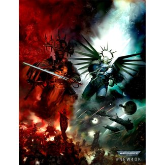 Warhammer 40,000 40k 9th Edition Core Rule Book