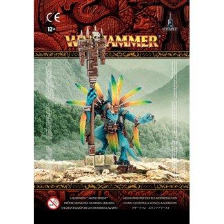 Warhammer Age of Sigmar AoS Seraphon Skink Starpriest