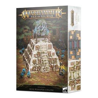 Warhammer Age of Sigmar AoS Seraphon Realmshaper Engine