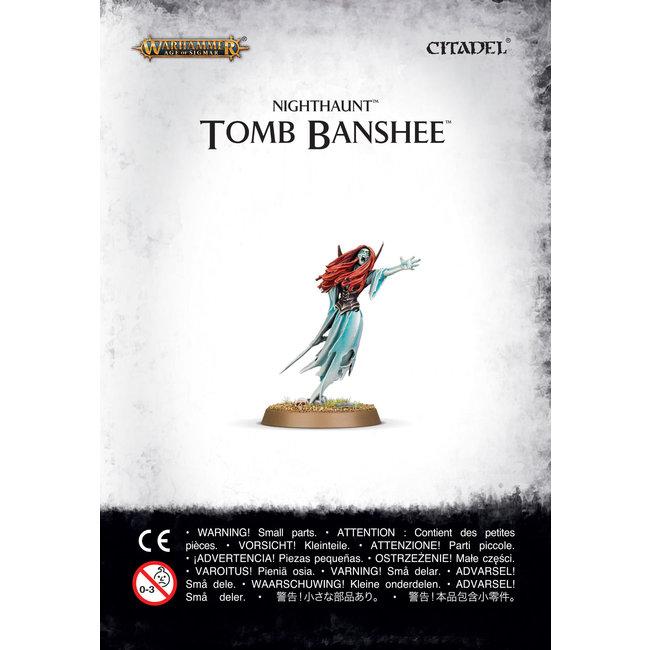 AoS Nighthaunt Tomb Banshee