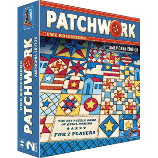 Lookout Games *PRE-ORDER* Patchwork Americana