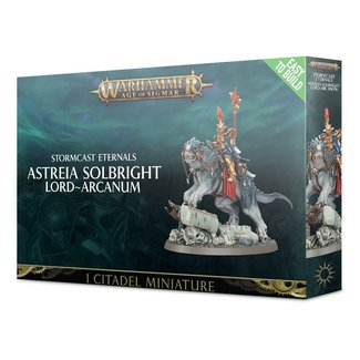 Warhammer Age of Sigmar AoS Stormcast Eternals EtB Astreia Solbright Lord-Arcanum