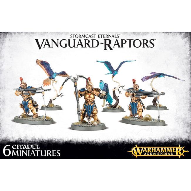 AoS Stormcast Eternals Vanguard-Raptors