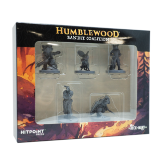 Hit Point Press Humblewood Bandit Coalition