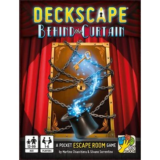 DV GIOCHI Deckscape: Behind the Curtain