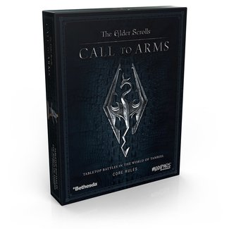 Modiphius Entertainment Elder Scrolls Call To Arms Core Rules Box