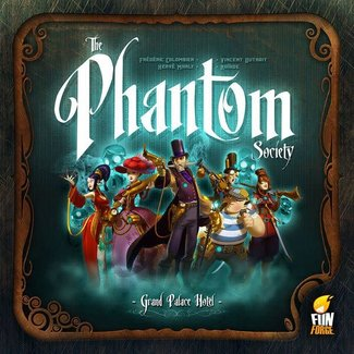 Fun Forge Phantom Society