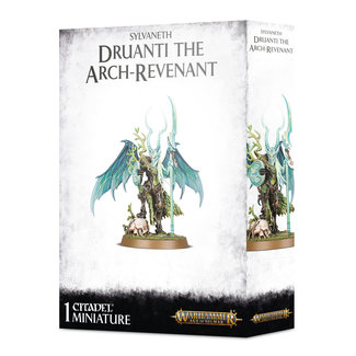 Warhammer Age of Sigmar AoS Sylvaneth Druanti the Arch-Revenant