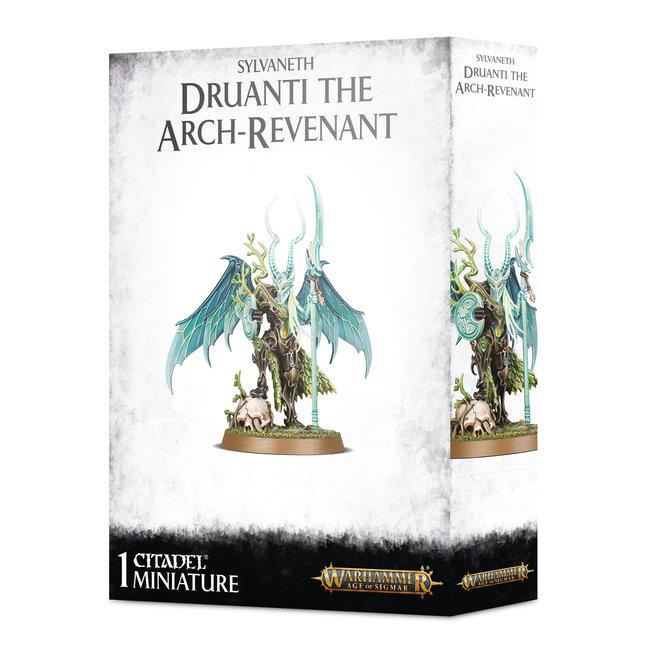 Sylvaneth:  Druanti the Arch-Revenant