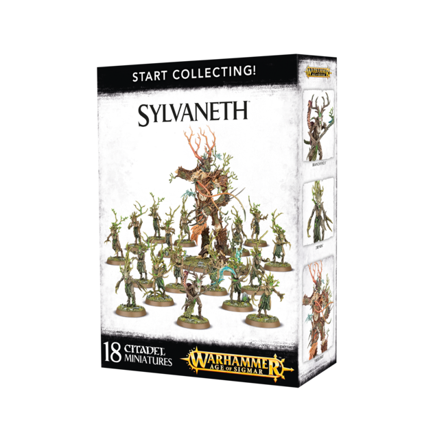 AoS Start Collecting! Sylvaneth