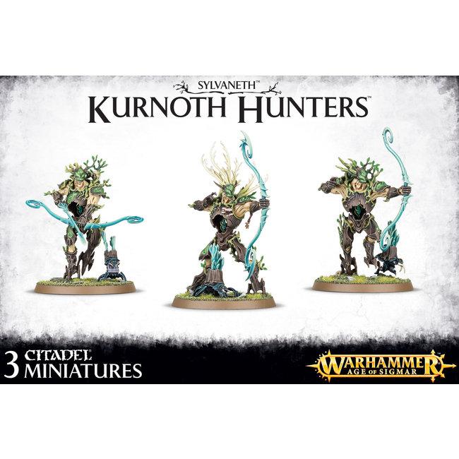 AoS Sylvaneth Kurnoth Hunters