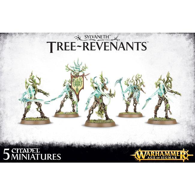 Sylvaneth:  Tree-Revenants