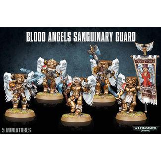 Warhammer 40,000 40k Sanguinary Guard
