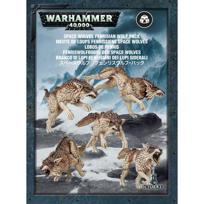 40k Fenrisian Wolf Pack