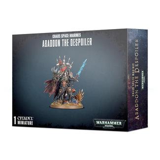 Warhammer 40,000 40k Abaddon the Despoiler