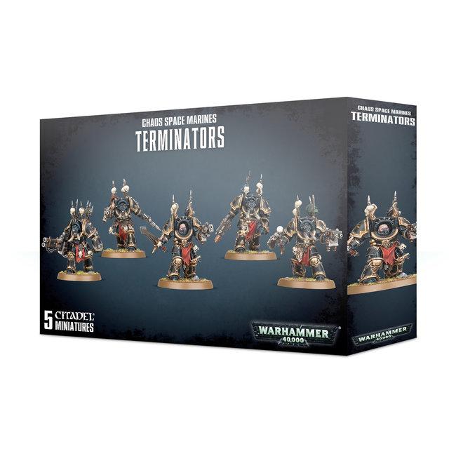 40k Chaos Space Marines Terminators