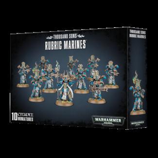 Warhammer 40,000 40k Rubric Marines