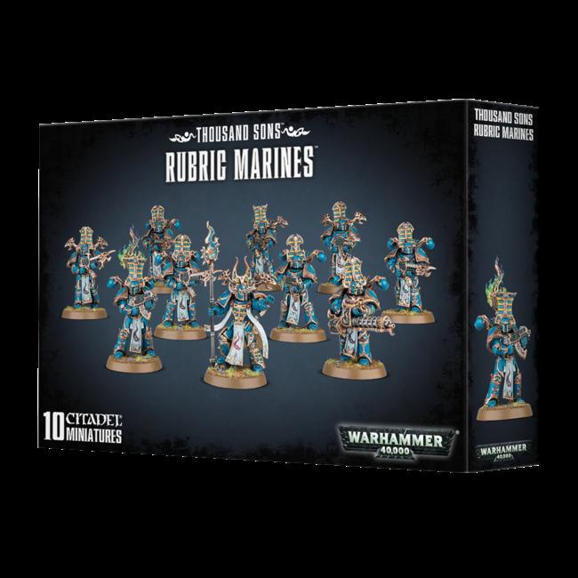 40k Rubric Marines